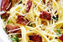 EATS ~ My go to recipes / by Marina Serrano Redding