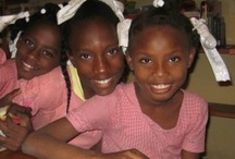 Hope for Haiti / In 2013, I traveled to Port Au Prince, Haiti on a mission trip with Haiti Outreach Ministries. I fell in love with the country and people. They are forever in my heart!