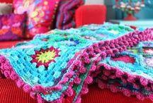 Knitting/Crochet / by Eden Raczkovi