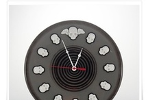 Time Keepers - Clocks for your home. / A collection of beautiful, fused glass clocks for your home.