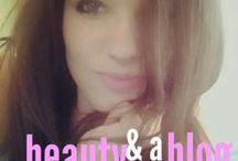 beauty & a blog