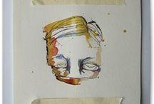 art | I L L U S T R A T I O N / by Thea Kennedy