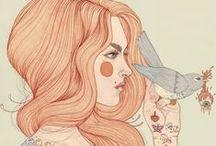 illustration ♥ LOVE