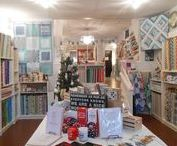 Craft Store Display and Design / Retail Shop Design and Inspiration.  Display Ideas and shop layout