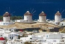 Goin' to Greece! / by Sherry Leitner