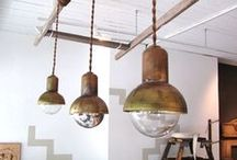 lighting / by Beth Barden || designPOST interiors