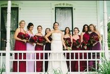 Wedding planning - Entourage?