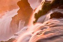 Waterfalls / Soothing water