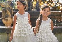 2016: Bridal Collection for Kids