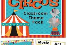Classroom Ideas / Ideas for classroom set up and displays. Bulletin boards, flexible seating, reading areas, and centers, door decorations, back to school, themes, I love to read month, super heroes, Dr. Suess, decor sets, theme decorations