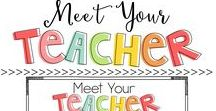 Back To School: 3rd and 4th grade / Back to School ideas and activities for 3rd and 4th grade classrooms. math activities, reading lessons, packets, test prep, interventions, tracking, classroom design, organization, bulletins, printables, school tips, back to school bundles, get to know you, community, growth mindset