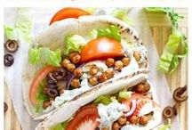 Healthy Dinner Recipes / Vegetable Rich Recipes for Dinner Ideas.  Filled with healthy vegetables and includes dairy free, gluten free, nut free and soy free options.