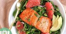 Seafood Entrees / Seafood often does not take much time to prepare so many of these recipes make for easy weeknight dinner!