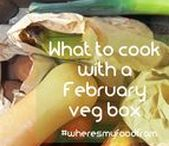 Seasonal Food UK February / Recipes and ideas for eating in season in February. What food is in season and what to do with it.