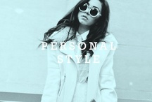 Personal Style / by Kelly Shami