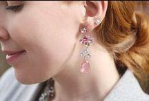 Earrings, Bling bling-1