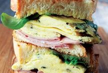 NEED A SAM-WICH ?... / SINK YOUR TEETH INTO ONE OF THESE...  / by Milli Nieves Garcia