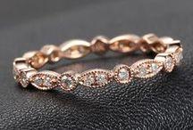 rings ♥ rings & rings