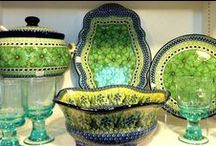 Polish Pottery / We have some fabulous pieces! / by The Main Course