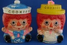 DA COOKIE JAR... / WHO STOLE DA COOKIE FROM DA COOKIE JAR? / by Milli Nieves Garcia