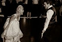 Retro, Great Gatsby, Vintage Wedding Band / Retro and Vintage Parties or Great Gatsby Themed Parties and Weddings.