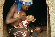 Mothers and Babies / Images of Mothers and Babies.