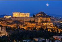 GRÉCIA / Se você ainda não conhece a Grécia, deveria ir !  História do berço da cultura ocidental moderna, lindas paisagens, praias maravilhosas para todos os públicos, comida gostosa e farta, boa cerveja, vinhos honestos, alegria, música, alegria e hospitalidade !  Se você ainda não conhece a Grécia, deveria ir !  Se você já conhece, deveria voltar !