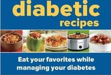 diabetic recipes / by Wendy Down