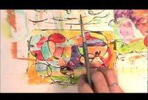 art tutorials and art videos / by Wendy Down