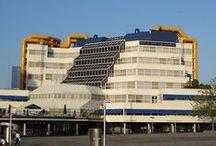 Architecture Rotterdam / De meest bijzonder gebouwen van Rotterdam