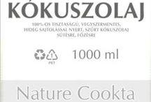 Nature Cookta termékek / A Nature Cookta termékcsalád 2011-ben jelent meg a bio- és reformélelmiszerek piacán. A márkanév alatt olyan élelmiszereket forgalmazunk, amik maximálisan megfelelnek a reformtáplálkozást, vegán- és a paleolit étrendet követők igényeinek, illetve némelyek az alacsony kalória- és szénhidráttartalmú (low carb) diétákba is beleillenek.