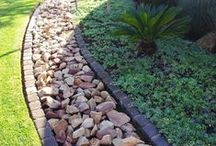 French Drains (EZflow, EZdrain) / Focuses on the NDS EZflow french drain, a solution to water buildup, water runoff, and various other water management issues in your yard!