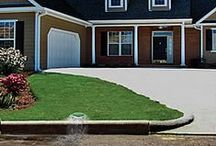 Home Drainage Solutions / The answer to all of your home drainage problems.