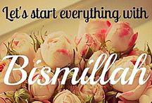 Bismillah / Pengingat untuk kita bersama. Selalu libatkan Allah dalam setiap langkah. #islam #muslim