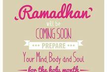 Ramadhan / Ramadhan
