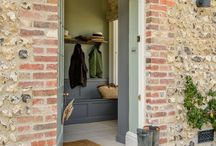 Boot Room / Amazing country style utility rooms and boot rooms.