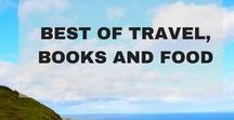 Travel Books Food - My Blog Posts / Best of Travel, Books and Food. Find everything you want to know about Travel Tips, Travel Guides, Short Travel Itineraries, Travel Hacks, Luxury Travel (sometimes Budget Travel), Family Travel, Road Trips, Solo Travel. Travel Around the world as well as around Incredible India