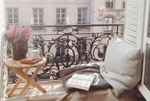 Balcony/ Balkong