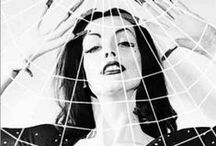 Vampira / Maila Nurmi (1922–2008), 1950s TV horror hostess and star of the 1959 film Plan 9 From Outer Space