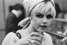 "Edie Sedgwick / Edith Minturn ""Edie"" Sedgwick (April 20, 1943 – November 16, 1971) was an American heiress, socialite, actress, and fashion model. She is best known for being one of Andy Warhol's superstars. Sedgwick became known as ""The Girl of the Year"" in 1965 after starring in several of Warhol's short films in the 1960s.[1][2] She was dubbed an ""It Girl"",[3] while Vogue magazine also named her a ""Youthquaker"