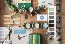 COLOUR: Pantone Greenery