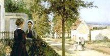 Louveciennes mais encore... / Au coeur des Yvelines, Louveciennes est une commune dynamique et riche d'histoire où il fait bon vivre...