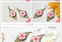 Pandahall Elite Craft Ideas & Tutorials / We provide PadnaHall Elite craft ideas and tutorials for you to make creative jewelry, such as necklace, bracelet, earrings ,rings and so on.