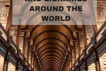 Travel Books and Libraries Around The world / Travel Books and Libraries Around The world