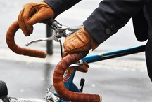leather + bikes