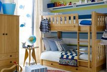 Kids bedroom ideas / by Christena Haines