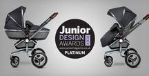 Silver Cross Award-Winners / See the award-winning prams, pushchairs and nursery furniture from Silver Cross.