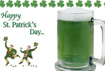 St Patrick's Day / St. Patrick's Day is an enchanted time - a day to begin transforming winter's dreams into summer's magic!