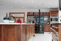 Traditional kitchens etc. / Built to last, designed to make an impression.