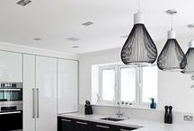 Lighting etc. / Whether you're making a statement or you're adding the finishing touch these lighting designs will supply the inspiration.
